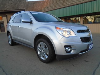 2015 Chevrolet Equinox LTZ in Dickinson,, ND