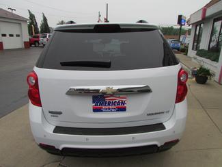 2015 Chevrolet Equinox LT Fremont, Ohio 1