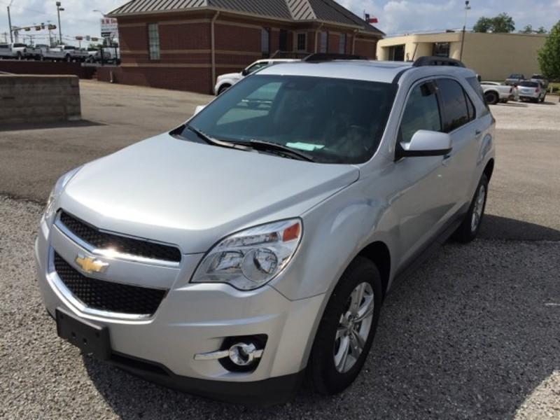 2015 Chevrolet Equinox LT in Gilmer TX