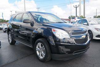 2015 Chevrolet Equinox LS Hialeah, Florida 2