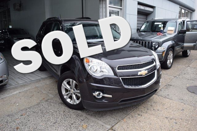2015 Chevrolet Equinox LT Richmond Hill, New York 0