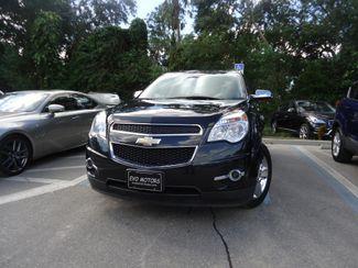 2015 Chevrolet Equinox 2LT V6 AWD. NAVI. SUNRF. LTHR SEFFNER, Florida 6