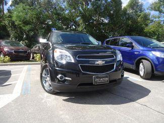 2015 Chevrolet Equinox 2LT V6 AWD. NAVI. SUNRF. LTHR SEFFNER, Florida 8