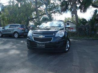 2015 Chevrolet Equinox LT. LEATHER SEFFNER, Florida