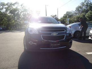 2015 Chevrolet Equinox LTZ NAVIGATION. LEATHER. SUNRF SEFFNER, Florida 11