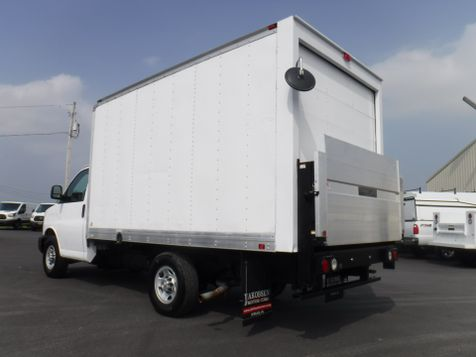 2015 Chevrolet Express 3500 12FT Box Truck with Lift Gate in Ephrata, PA