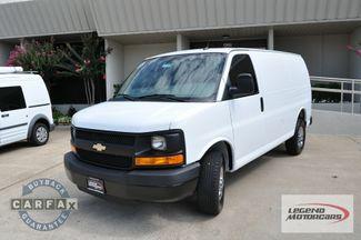 2015 Chevrolet Express Cargo Van  | Garland, TX | Legend Motorcars in Garland