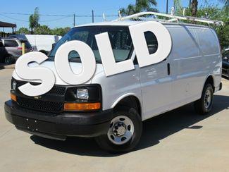 2015 Chevrolet Express G2500 Cargo Van  | Houston, TX | American Auto Centers in Houston TX