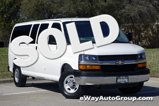 2015 Chevrolet Express Passenger in Carrollton TX