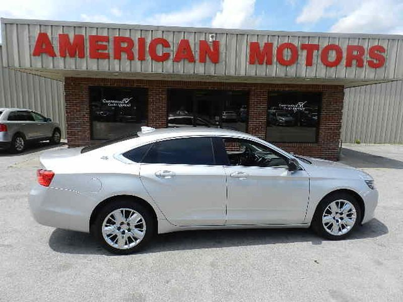 2015 Chevrolet Impala LS | Brownsville, TN | American Motors of Brownsville in Brownsville TN