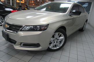 2015 Chevrolet Impala LS Chicago, Illinois 2