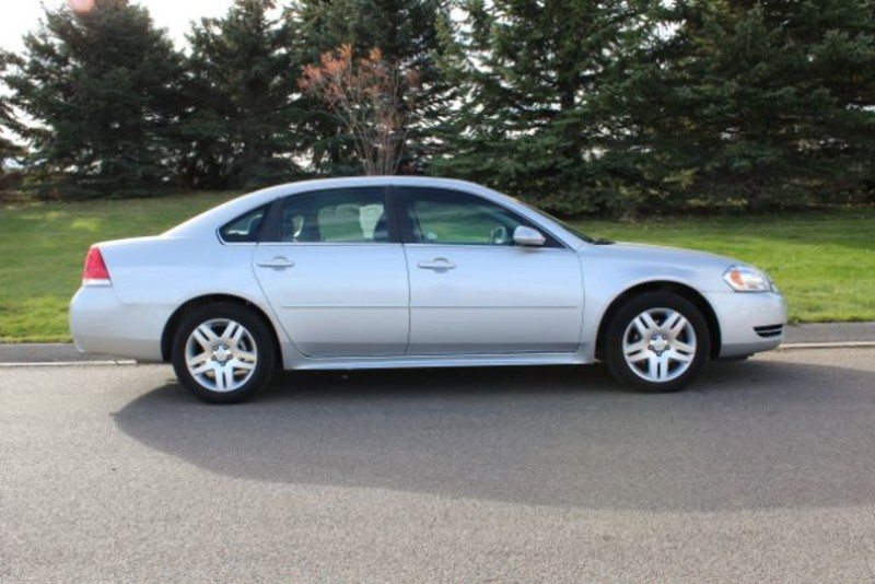 2015 Chevrolet Impala Limited LT  city MT  Bleskin Motor Company   in Great Falls, MT