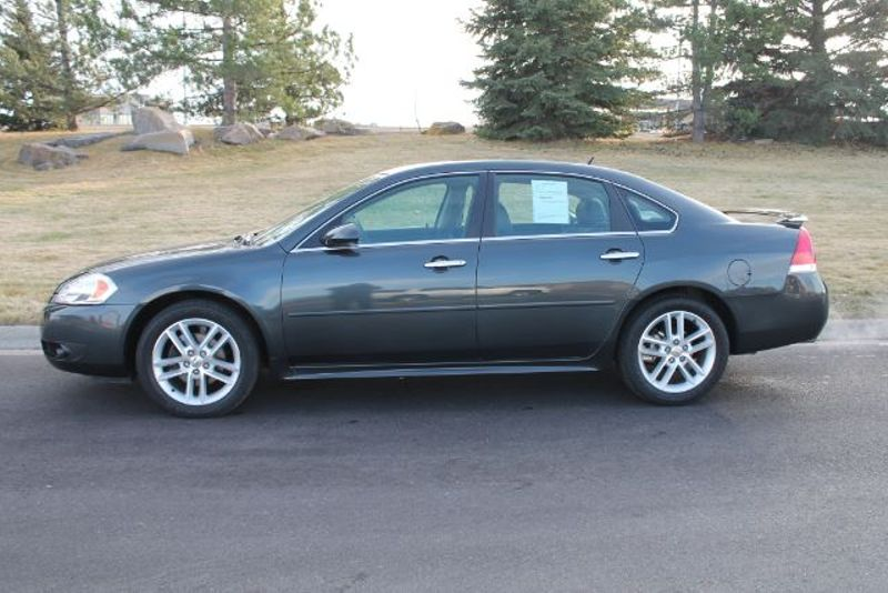 2015 Chevrolet Impala Limited LTZ  city MT  Bleskin Motor Company   in Great Falls, MT