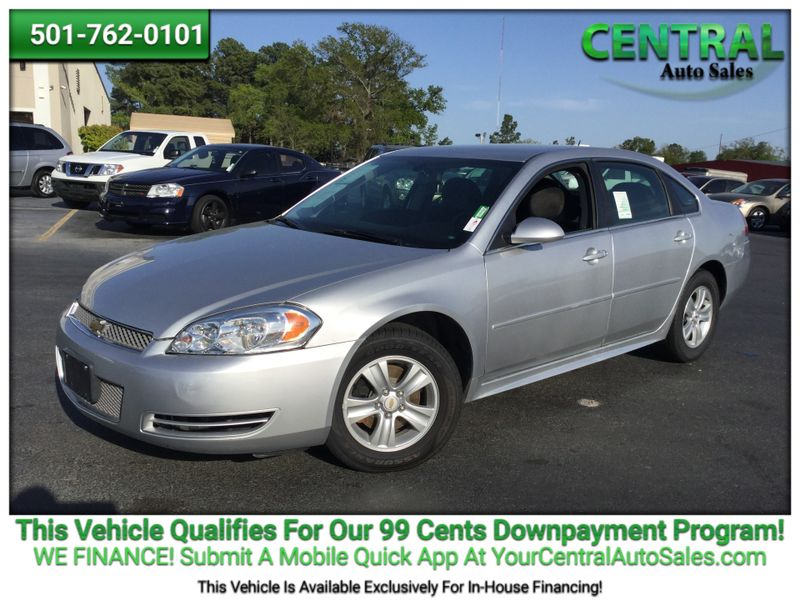 2015 Chevrolet Impala Limited LS | Hot Springs, AR | Central Auto Sales in Hot Springs AR