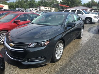 2015 Chevrolet Impala LS - John Gibson Auto Sales Hot Springs in Hot Springs Arkansas