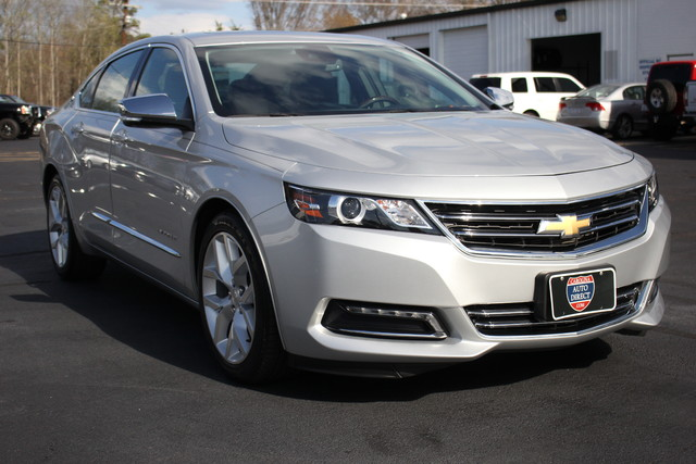 2015 Chevrolet Impala LTZ-HTD/AC SEATS-LOADED!! Mooresville , NC 2