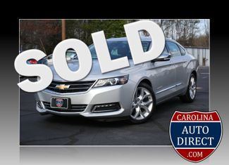 2015 Chevrolet Impala LTZ-HTD/AC SEATS-LOADED!! Mooresville , NC
