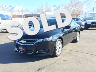 2015 Chevrolet Impala LT Ogden, Utah