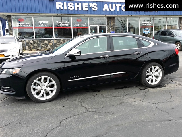 2015 Chevrolet Impala LTZ | Ogdensburg, New York | Rishe's Auto Sales in Ogdensburg New York