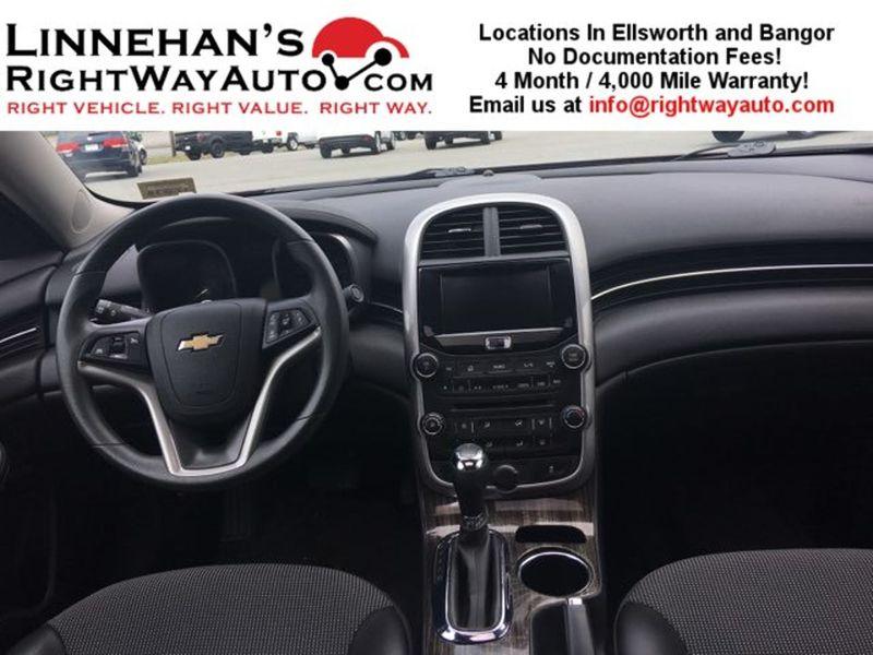 2015 Chevrolet Malibu LT  in Bangor, ME