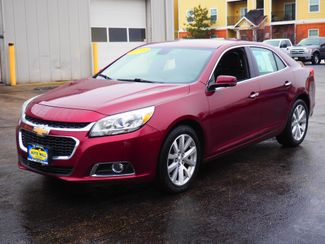 2015 Chevrolet Malibu LTZ | Champaign, Illinois | The Auto Mall of Champaign in  Illinois
