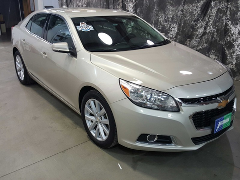 2015 Chevrolet Malibu LT in , ND