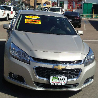 2015 Chevrolet Malibu LT Imperial Beach, California