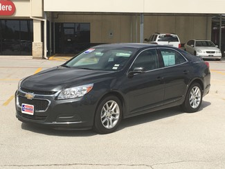 2015 Chevrolet Malibu LT Leather Charcoal in Irving Texas