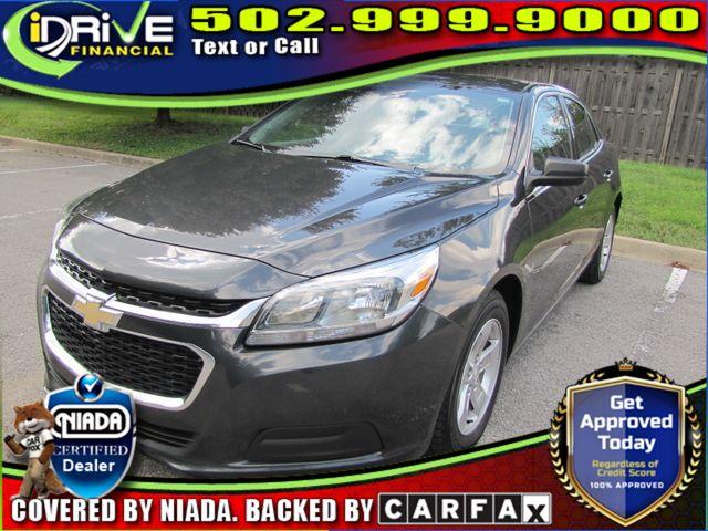 2015 Chevrolet Malibu LS | Louisville, Kentucky | iDrive Financial in Louisville Kentucky