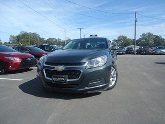 2015 Chevrolet Malibu LT. LEATHER. SUNROOF. BACKUP CAMERA SEFFNER, Florida