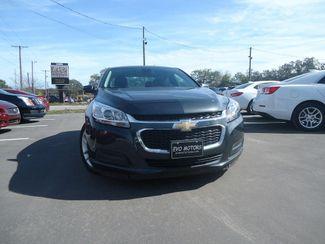2015 Chevrolet Malibu LT. LEATHER. SUNROOF. BACKUP CAMERA SEFFNER, Florida 8