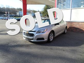 2015 Chevrolet Malibu in WATERBURY, CT