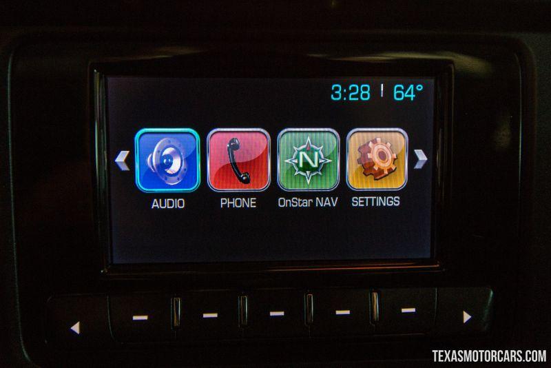 2015 Chevrolet Silverado 1500 LT 4X4  in Addison, Texas