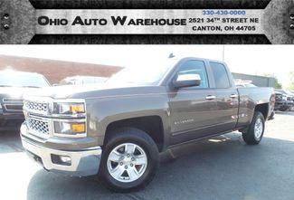 2015 Chevrolet Silverado 1500 LT 4x4 V8 1-Owner Clean Carfax We Finance | Canton, Ohio | Ohio Auto Warehouse LLC in  Ohio