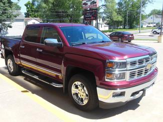 2015 Chevrolet Silverado 1500 LTZ Clinton, Iowa 1