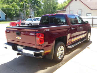 2015 Chevrolet Silverado 1500 LTZ Clinton, Iowa 2