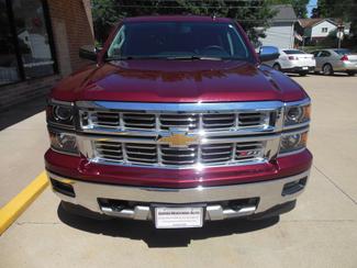 2015 Chevrolet Silverado 1500 LTZ Clinton, Iowa 28