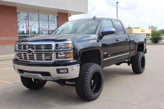 "2015 Chevrolet Silverado 1500 LT Z71 7"" LIFT KIT Conway, Arkansas 2"