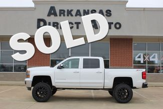 2015 Chevrolet Silverado 1500 LTZ 4X4 LIFTED Z71 Conway, Arkansas 0