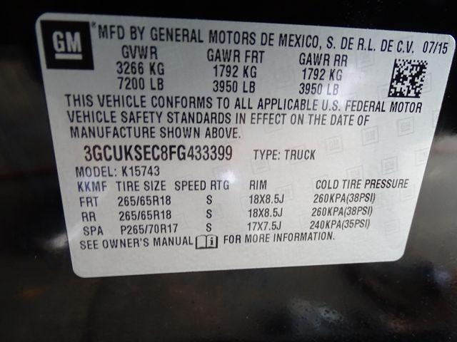 2015 Chevrolet Silverado 1500 LTZ Corpus Christi, Texas 47