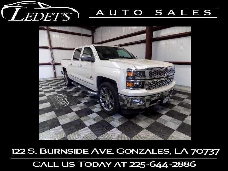 2015 Chevrolet Silverado 1500 LTZ CCA - Ledet's Auto Sales Gonzales_state_zip in Gonzales Louisiana