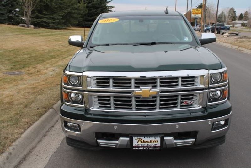 2015 Chevrolet Silverado 1500 LTZ  city MT  Bleskin Motor Company   in Great Falls, MT