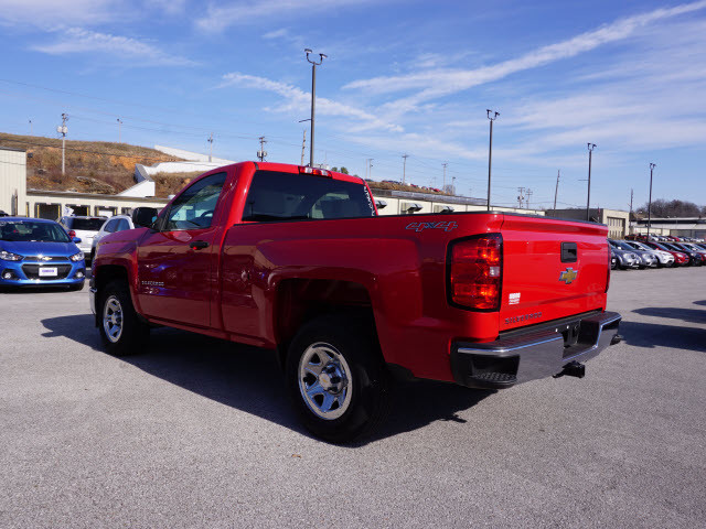 2015 Chevrolet Silverado 1500 LS Harrison, Arkansas 1