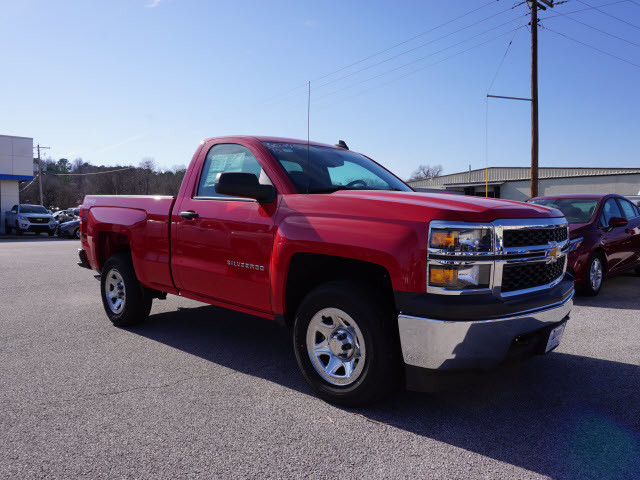 2015 Chevrolet Silverado 1500 LS Harrison, Arkansas 3