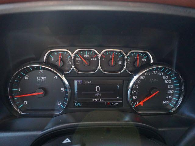 2015 Chevrolet Silverado 1500 High Country Harrison, Arkansas 10