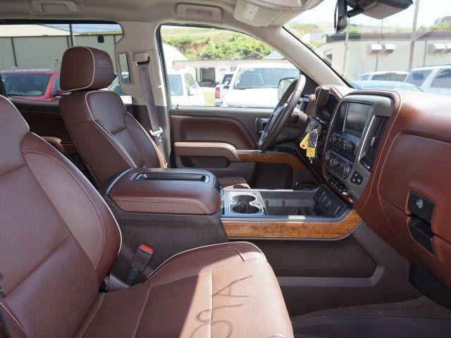 2015 Chevrolet Silverado 1500 High Country Harrison, Arkansas 9