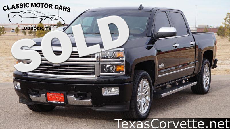2015 Chevrolet Silverado 1500 High Country   Lubbock, Texas   Classic Motor Cars