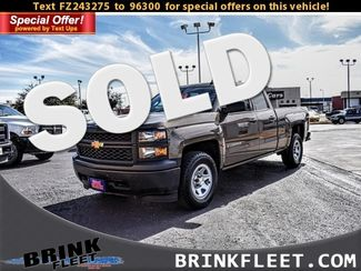 2015 Chevrolet Silverado 1500 Work Truck | Lubbock, TX | Brink Fleet in Lubbock TX