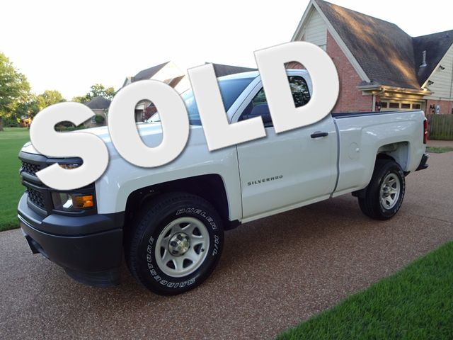 2015 Chevrolet Silverado 1500 Work Truck | Marion, Arkansas | King Motor Company