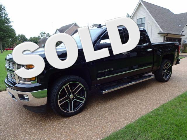 2015 Chevrolet Silverado 1500 LTZ | Marion, Arkansas | King Motor Company